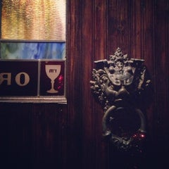 Photo taken at Red Monk by Ben W. on 12/30/2012