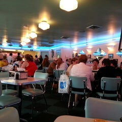 Photo taken at Rockabilly's Diner by Richard F. on 5/21/2013