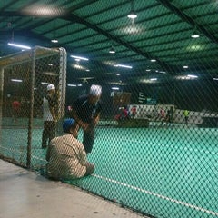 Photo taken at Challenger Sport Center by Ahmad S. on 5/27/2015