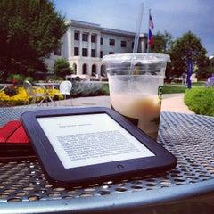 Photo taken at AU – Davenport Coffee Lounge by Nicholas B. on 5/22/2013