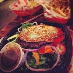 Photo taken at Tasty Burger by Jordan B. on 7/20/2013