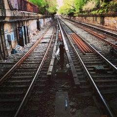 Photo taken at MTA Subway - Newkirk Plaza (B/Q) by Sam M. on 5/3/2013