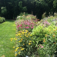 Photo taken at Blithewold Mansion, Gardens & Arboretum by victoria n. on 7/20/2013
