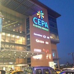 Photo taken at Cepa by murat h. on 4/10/2013