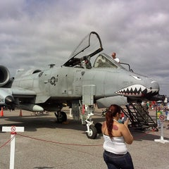 Photo taken at Macdill Airfest by Bob D. on 3/23/2014
