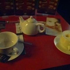 Photo taken at Арт-кафе «Стендаль» by Makc on 1/2/2013