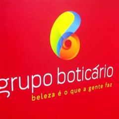 Photo taken at O Boticário - Fábrica by Guilherme M. on 9/9/2013