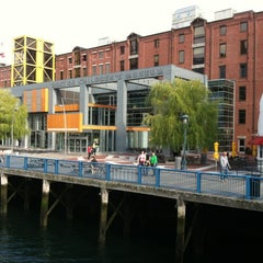 Photo taken at Boston Children's Museum by Brian F. on 10/15/2012