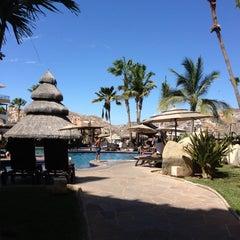 Photo taken at Marina Fiesta Resort & Spa by Meg T. on 7/5/2013