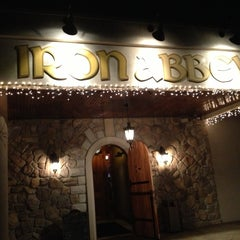 Photo taken at Iron Abbey by Helen D. on 12/4/2012