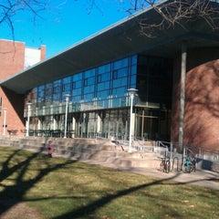 Photo taken at Ekstrom Library by Anita R. on 1/20/2013