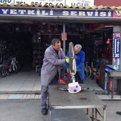 Photo taken at Uğrak Çarşısı by TaTaRİNa T. on 4/14/2015