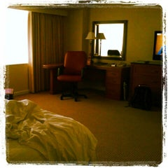 Photo taken at Hilton San Francisco Union Square by Wesley H. on 1/26/2013