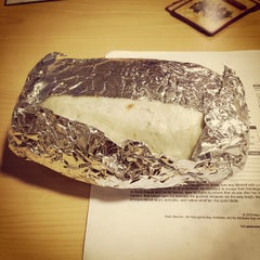 Photo taken at Qdoba Mexican Grill by SirZac on 11/8/2014