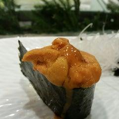 Photo taken at Sushi Shin 鮨辰日本料理 by JaNice L. on 10/4/2014