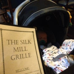 Photo taken at Silk Mill Grille by Cory A. on 9/21/2013