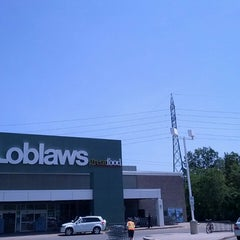 Photo taken at Loblaws by Rob N. on 6/21/2013