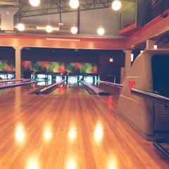 Photo taken at North Bowl by Kenny K. on 9/14/2012
