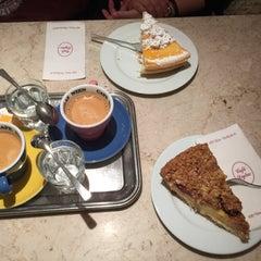 Photo taken at Konditorei Café Diglas by pinar s. on 8/20/2015