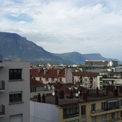 Photo taken at Hipark Residences Grenoble by Maria F. on 10/13/2014