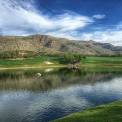 Photo taken at Arizona National Golf Club by Ricky P. on 12/9/2014