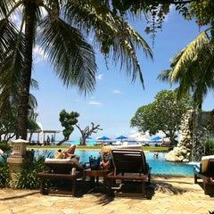 Photo taken at Grand Aston Bali Beach Resort by Vesela Z. on 3/27/2013