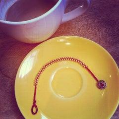 Photo taken at Bibo Coffee Co. by Priscilla W. on 3/23/2013