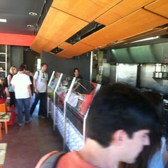Photo taken at Billy's Gourmet Hot Dogs by PJ H. on 6/1/2013