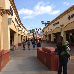Photo taken at Desert Hills Premium Outlets by Caff H. on 2/10/2013