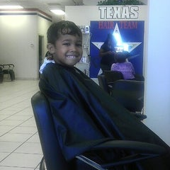 Photo taken at Texas Hair Team by Tim S. on 12/2/2012