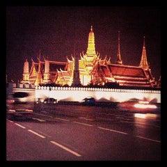 Photo taken at สนามหลวง (Sanam Luang) by k_bkk B. on 8/2/2013