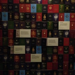 Photo taken at Immigration Museum by Marc C. on 3/4/2013