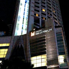 Photo taken at Grand Millennium Sukhumvit Bangkok by ณุ i. on 6/22/2013