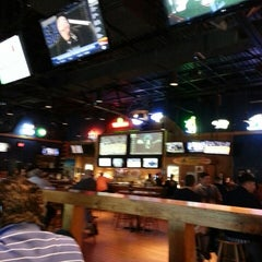 Photo taken at Buffalo Wild Wings by christopher f. on 4/15/2014