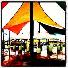 Photo taken at Lone Star Park by Oscar E. on 9/29/2012