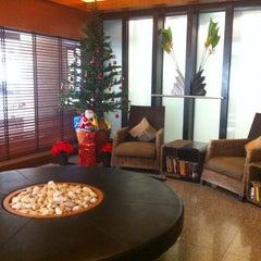 Photo taken at Rose Hotel Bangkok by Sirin C. on 1/8/2013