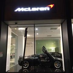 Photo taken at Aston Martin by Edwin K. on 1/31/2015