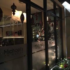 Photo taken at Michael's on Naples Ristorante by Edwin K. on 12/18/2014