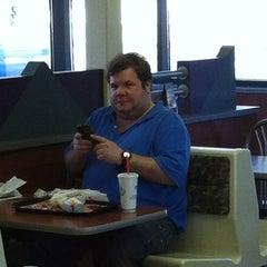 Photo taken at Burger King® by J_Stoz on 2/9/2013