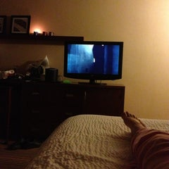 Photo taken at Courtyard By Marriott by Jackie T. on 12/31/2012