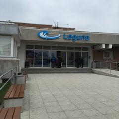 Photo taken at Sportovní areál Laguna by Michaela S. on 11/22/2014
