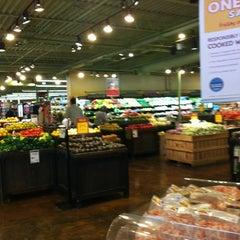 Photo taken at Whole Foods Market by Ashley V. on 10/19/2012