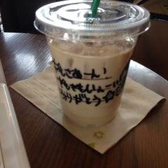 Photo taken at Starbucks Coffee 草津国道1号店 by Shota Y. on 3/25/2015