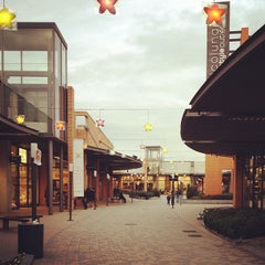 Photo taken at Vicolungo The Style Outlets by Nick G. on 11/30/2012