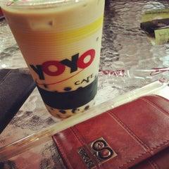 Photo taken at Yoyo Cafe by Vino KЯB™ on 4/29/2013