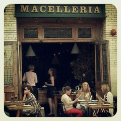 Photo taken at Macelleria by Courtney C. on 8/16/2013