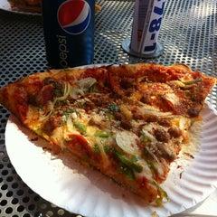 Photo taken at Varsity Pizza by John . on 8/30/2013