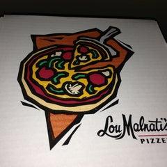Photo taken at Lou Malnati's Pizzeria by Judy on 2/12/2013