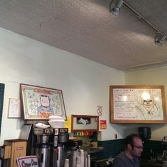 Photo taken at Winnings Coffee by Eric R. on 2/25/2014