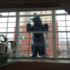 Photo taken at Colorado Convention Center by Tim J. on 2/24/2013